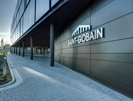 Förderer: Saint-Gobain | Glasveredler · Fachgruppe im Glaserhandwerk
